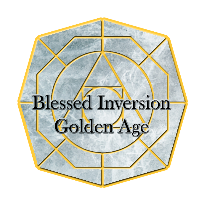 Blessed Inversion Emblem (Text 2.0)