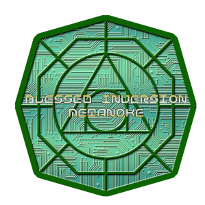 Blessed Inversion Metanoke Emblem