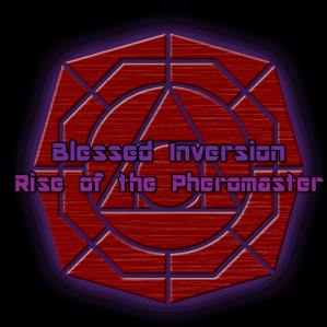 Rise of the Pheromaster Emblem (Text Black)