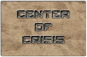 Center of Crisis Emblem (Text 2.0)
