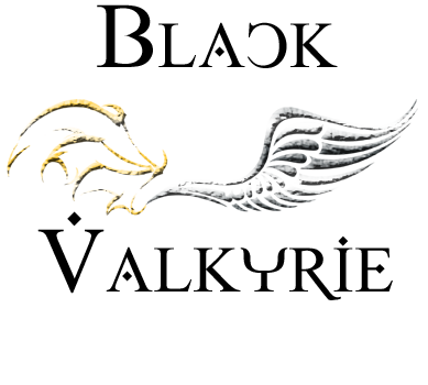 Black Valkyrie Emblem (Small) 2.0