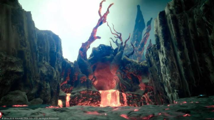 Lava Cave of Wonders