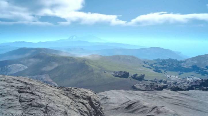 Atop the Rock of Ravatogh