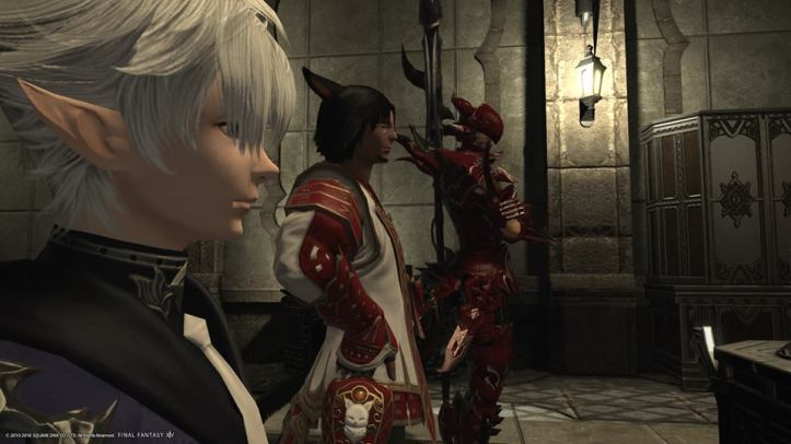 Scholar, Red Mage, & Dragoon