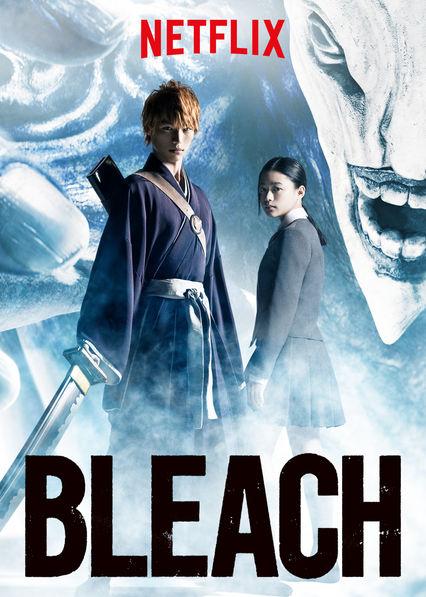 Bleach Netflix2