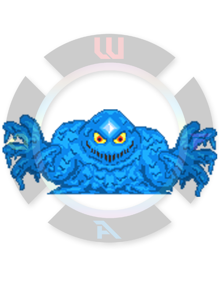 Water Aetherial Slime Enraged Concept Art (WM)