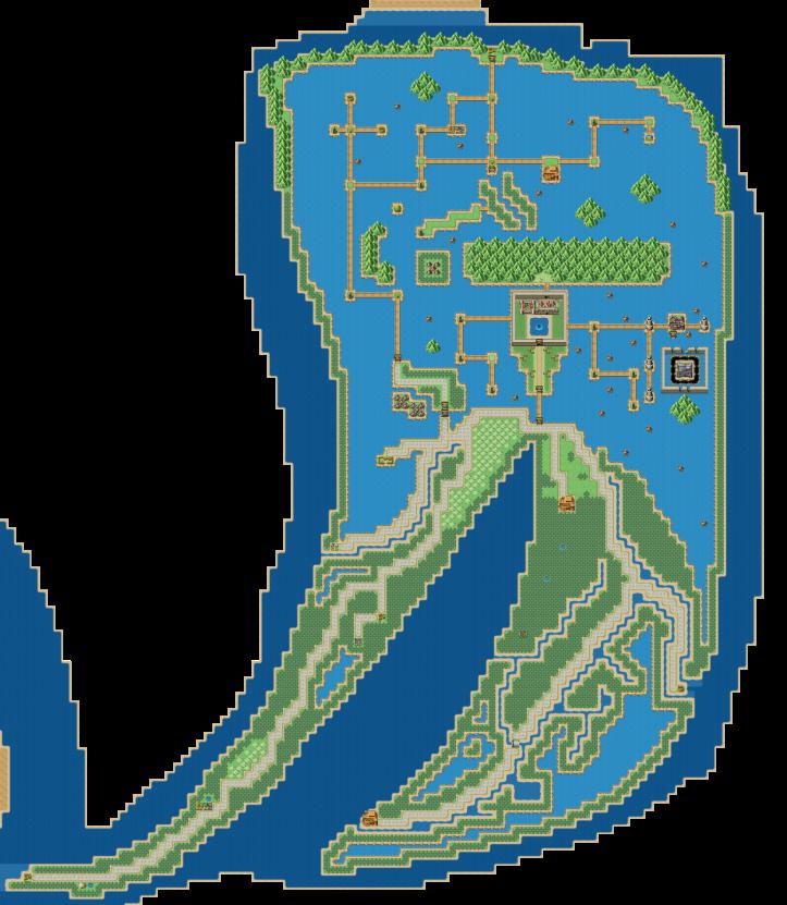 Zeratal Map 48%